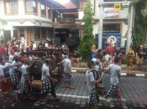 Ceremonia Nyepi, Ubud.