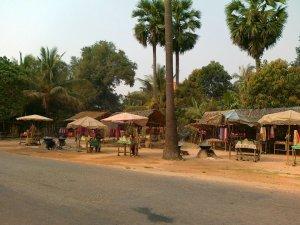 Kambodża, Angkor, Luty 2011.
