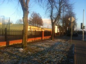 Szkoła Podstawowa w Cypriance.