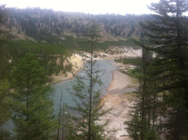 Yellowstone River.